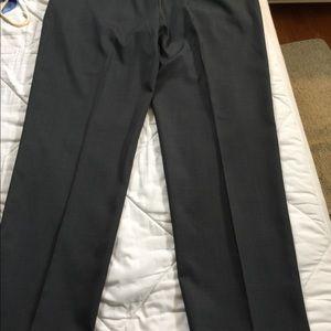 Men's Dress pants Sz 40x32 slim fit